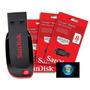 Pendrive Sandisk 8gb Musica Cristiana Personalizado
