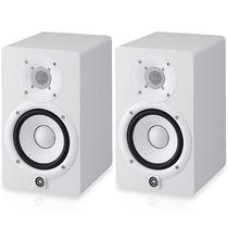 Yamaha Monitores Estudio Hs5 Blancos Par
