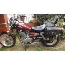 Oportunidad Vendo Moto Corven 256 .casi Nueva 1700 Km.