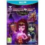 Monster High: 13 Deseos - Nintendo Wii U Envío Gratis
