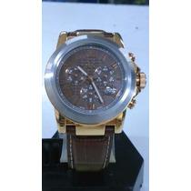 Reloj Gc Swiss, Extensible Piel