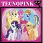 Kit Imprimible My Little Pony (3en1)+candybar +regalo +(2x1)