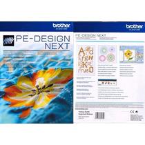 Brother Pedesign 9 Next Español 32-64 Bit + 220.000 Diseños
