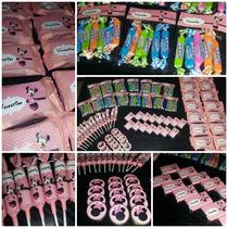 Candy Bar Personalizado Para 30 Niños!!!