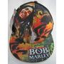 Boné Rock Aba Reta Bob Marley - Ropapreta