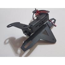 Suzuki Gsx-r 750 Srad 10-13,suporte De Placa, Eliminador