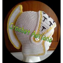 Gorro Medieval Bebés Tejidos Crochet
