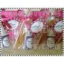 20 Kit Lembrança Esmalte Personalizado C/ Lixinha E Palitinh