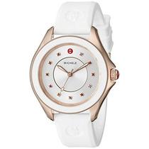 Reloj De Acero Inoxidable De Mww27a Cabo Michele Mujeres C