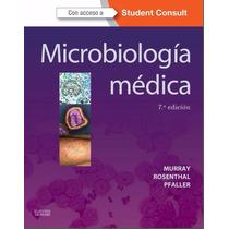 Libro: Microbiología Médica - Murray - Pdf