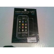 Wwow Mica Protectora De Pantalla Samsung S5560 Tocco!!!
