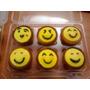 Cupcakes Con Diseños Personalizados / Rellenos