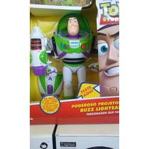 Boneco Buzz Lightyear - Toy Story - Disney Pixar