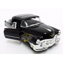 Miniatura Cadillac Eldorado Preto (soft-top) 1953 1:39 Welly