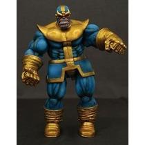 Juguete Lo Mejor De Marvel Select Figura De Acción Thanos P