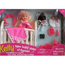 Juguete La Hermana De Barbie Kelly Nuevo Bebé De Barbie! Se