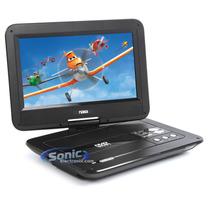 Naxa Dvd Portatil Swivel Lcd 10 Pulgadas Npd-1003 Dvd Player