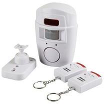 Alarma C/ Sensor De Movimiento Inalambrica Infrarojo Control