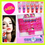 Labiales Wow Tatto Caja 24 Lip Gloss Para Revendedores Mayor