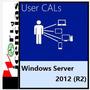 10 Cal Por Usuario De Rds Para Windows Server 2012 (r2)