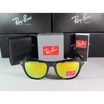 Lentes Ray-ban Rb4105 Wayfarer Folding Polarizado 100%