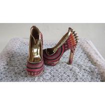 Zapatos, Tacones, Sandalias, Plataformas