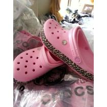 Zapatos Crocs Animal Print
