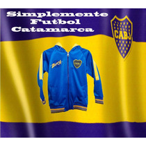 Campera Bebé Boca Juniors