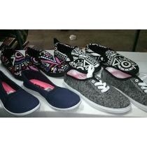 Zapatos T Vans Paseo Sneakers Toms Keds De Damas Y Caballero
