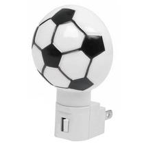 Luz Noche Forma Figura Balon Soccer Foco E12 Voltech 46133