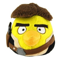 Juguetes Star Wars Angry Birds Pájaro Amarillo