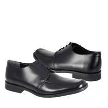 Gran Emyco Zapatos Caballero Choclos Agujeta A6850 Piel Neg