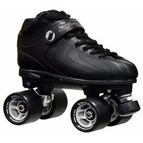 Patines Jackson Skates Negro/negro 6 Usa