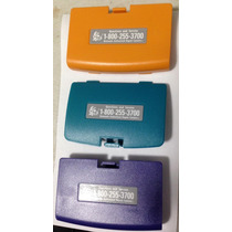 Tapa Para Gameboy Color Gameboy Advance Gba Gbc Colores