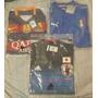 3 Camisas - Japão - Barcelona - Italia