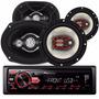 Alto Radio Pioneer Mvh 88 + 1 Par D 6