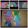 Arte En Foami Juegos De Distintivos X 6 Und