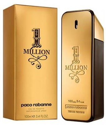 13018fe53 Perfume One Million 100ml Edt 100% Original Lacrado - R  269