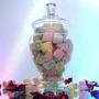 Potiche Frasco Caramelera Candy Bar Bombonera 33cmx18cm