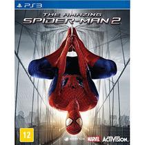 The Amazing Spider Man 2 - Homem Aranha - Jogo Ps3 Português