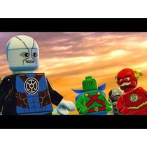 Santo Andarilho Tropa Dos Lanternas + 7 Personagens