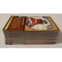 Lote Com 84 Cartas Do Naruto Shippuden Deck Baralho