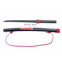 Espada Samurai Ninja Katana Brinquedo 58cm Infantil Fantasia