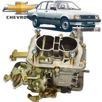 Carburador Chevette Chevy Duplo Weber Modelo 460 Alcool