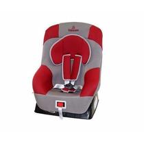 Cadeira Para Auto Maximus Galzerano Cinza/vermelho - 9 18 Kg