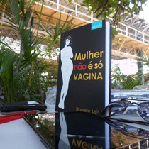 Livro Mulher Não É Só Vagina Autografado