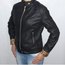 Jaqueta Feminina Couro Ecólogico Susy Fashion Cores Variadas