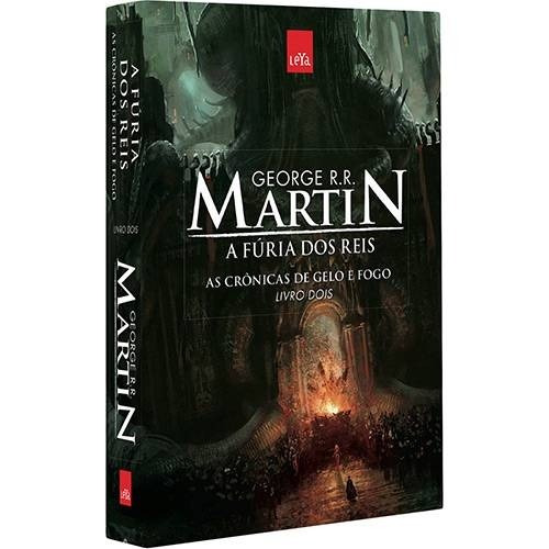 d82aa3182 As Crônicas De Gelo Fogo Vol 2 - A Fúria Dos Reis. G.martin. - R  49 ...
