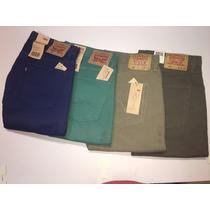 Jean Levis Original De Colores. 511 Y 505