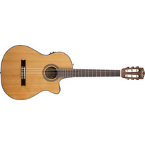 Violão Fender Cn-240 Sce Thinline Nylon Classical Liquida